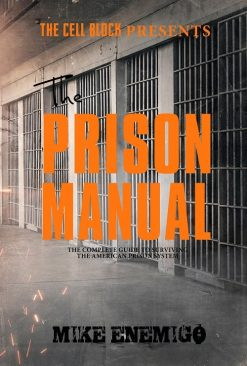 THE PRISON MANUAL FT COVER