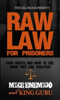 RAW LAW COVER